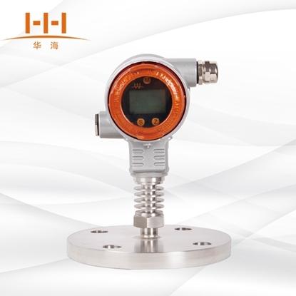HH308法兰式智能压力变送器的图片