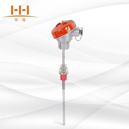 WRNK-206/236/296卡套螺紋式鎧裝熱電偶的圖片