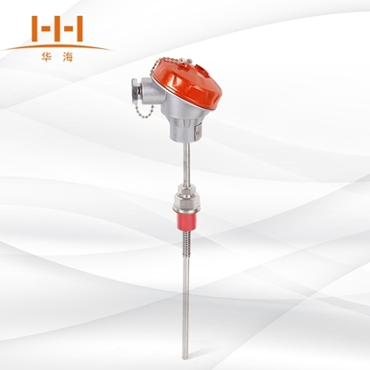 Picture of WZPK-306/336/366 可动卡套螺纹铠装热电阻