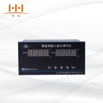 Picture of XMBA-7000智能双输入数字显示调节仪